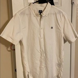 Obey button up